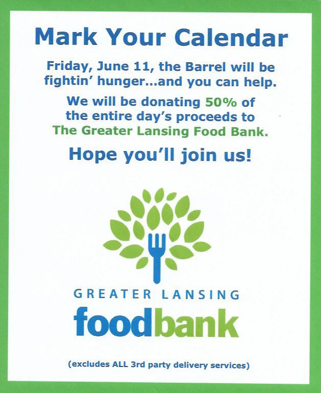 Help Fight Hunger - Greater Lansing Food Bank